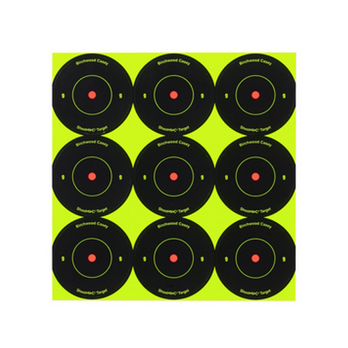 Birchwood Casey Birchwood Casey Shoot-N-C Targets: Bull's-Eye 2