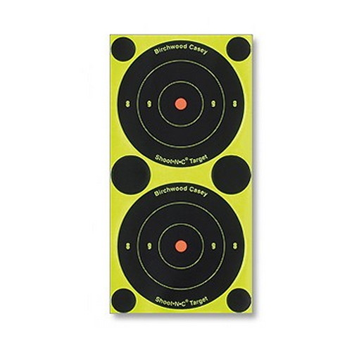 Birchwood Casey Birchwood Casey Shoot-N-C Targets: Bull's-Eye 3