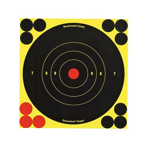 Birchwood Casey Birchwood Casey Shoot-N-C Targets: Bull's-Eye 5.5