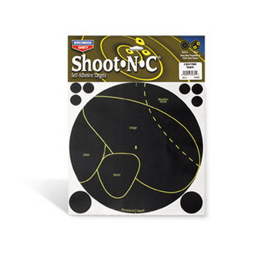 Birchwood Casey Birchwood Casey Shoot-N-C Targets: Sight-In & Specialty Deer Target Vitals 34682