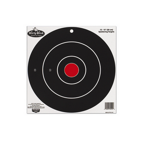 Birchwood Casey Birchwood Casey Dirty Bird Paper Targets 12