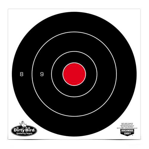 Birchwood Casey Dirty Bird Paper Targets 8