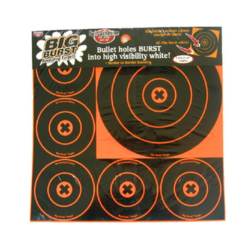 Birchwood Casey Big Burst Targets 8