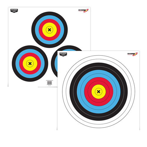 Birchwood Casey Eze-Scorer Archery Clear, 2 Side, 18