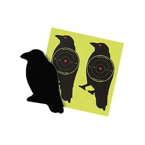 Birchwood Casey Birchwood Casey Sharpshooter Targets SDC-6 Crow 6 Pack 38766