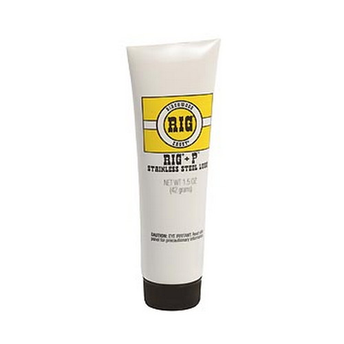 Birchwood Casey Rig +P Stainless Steel Lube 1.5 Ounce Tube