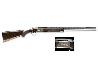 Browning Shotgun Browning Citori Lightning Grade 7 Blue, 20 Gauge 3