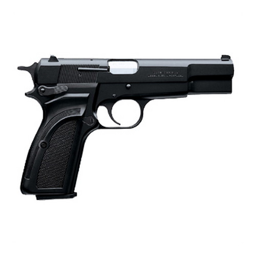 Browning Browning Hi Power Mark III 9mm Luger 4.62