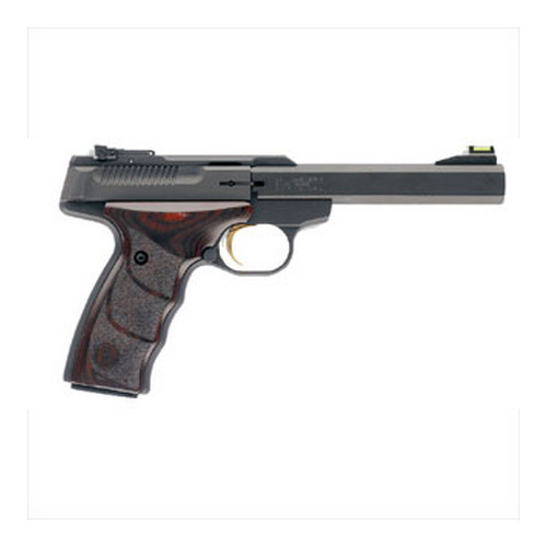Browning Buckmark Pistol SE Field Plus, Rosewood UDX, Adjustable Sight, 22 LR