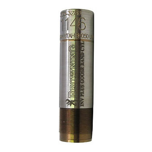 Browning Goose Band Choke Tube Cylinder, 12 Gauge, Invector Plus