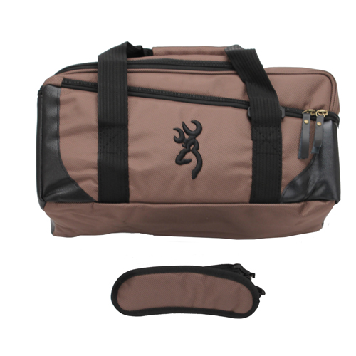 Browning fortress 2 tone bag black brown for Browning fishing backpack