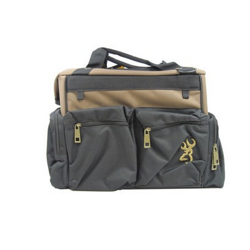 Browning Browning Hidalgo 2-Tone Bag Series Range Bag 121041891