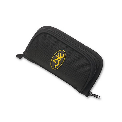 Browning Flex Foam Choke Tube Case, Zippered Black