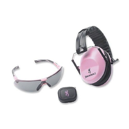 Browning Hearing Range Kit, Pink