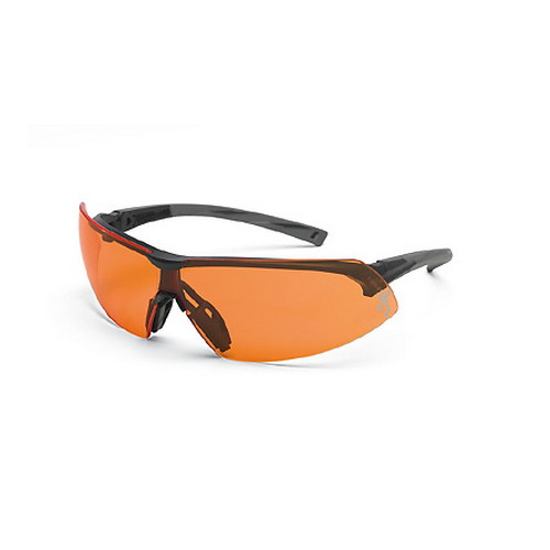 Browning Browning Buckmark Shooting Glasses Orange 12720