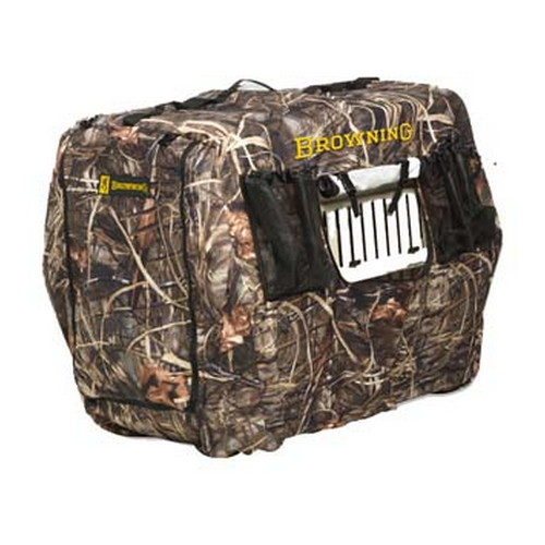 Browning Browning Dog Kennel Cover Realtree Max 4 X-Large 1302202