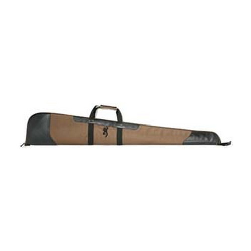 Browning Fortress Flex Case, 2 Tone, Brown/Black 52