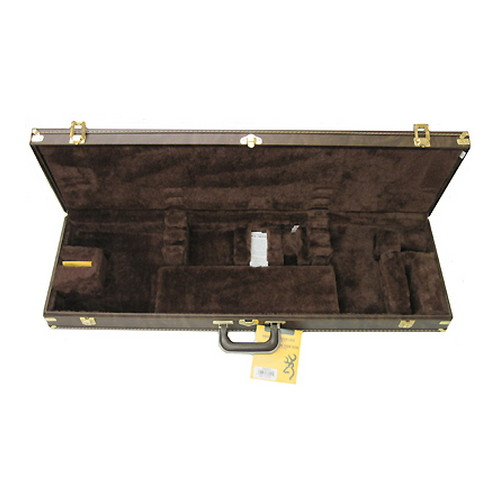 "Browning,Cases, Hard Long Gun,,Traditional Auto/Pump Case 32"", Brown"