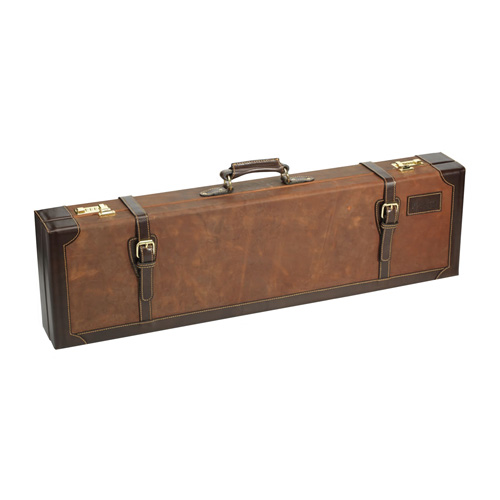 Browning Browning John M. Crazy Horse Leather, Brown Fitted Gun Case 1428798208