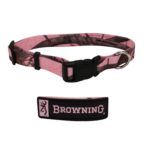 Browning Browning Adjustable Collar Realtree Pink, 18