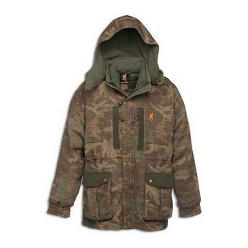 Browning 3-in-1 Parka Full Curl Wool XX-Large 3031982905