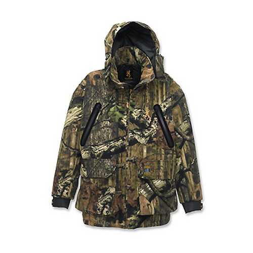 Browning Browning Hydro-Fleece Parka, HMX, Mossy Oak Infinity XX-Large 3039422005