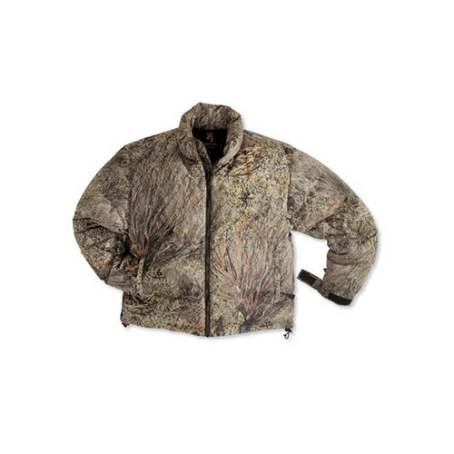 Browning Browning Down 650 Jacket Mossy Oak Infinity, Small 3047532001