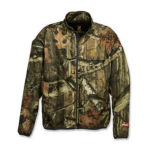 Browning Browning Softshell Add Heat Jacket Mossy Oak Infinity, Large 3048802003