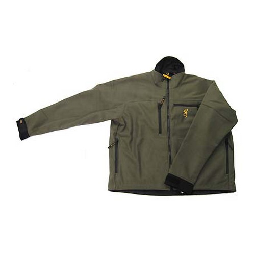 Browning Browning Hell's Canyon Jacket Medium, Olive Green 3049124202