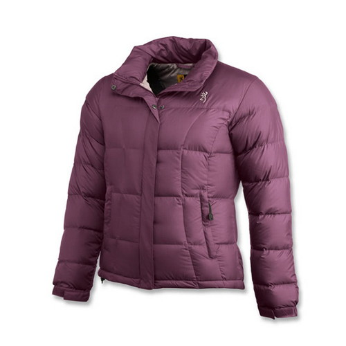 Browning Browning Lady Down 650 Jacket, Plum Large 3049614803