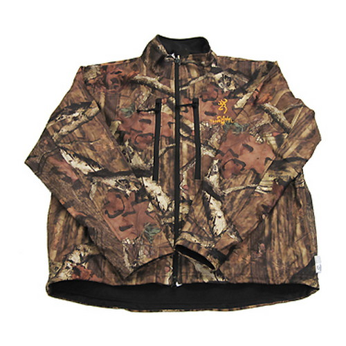 Browning Hell's Canyon Full Throttle Jacket, Mossy Oak Infinity Small