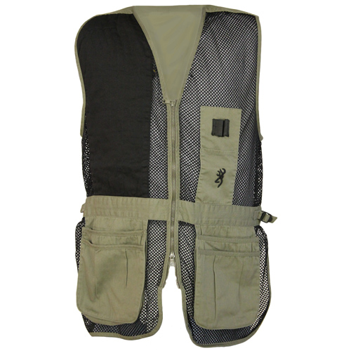 Browning Browning Trapper Creek Vest Sage/Black X-Large 3050265404