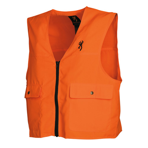 Browning Safety Blaze Overlay Vest XXX-Large