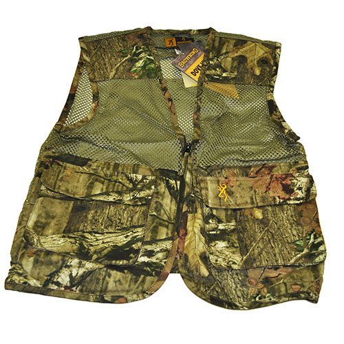 Browning Dove Vest, Mossy Oak Infinity Large 3051032003
