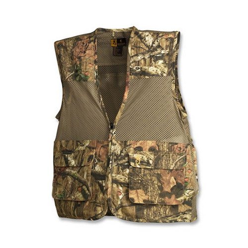 Browning Browning Dove Vest, Mossy Oak Infinity XXX-Large 3051032006