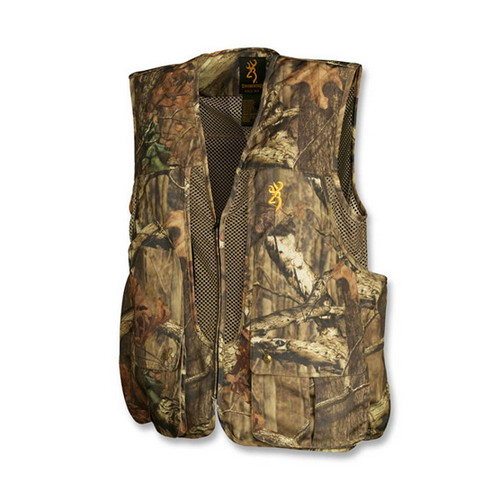 Browning Browning Game Vest, Mossy Oak Infinity Medium 3051702002