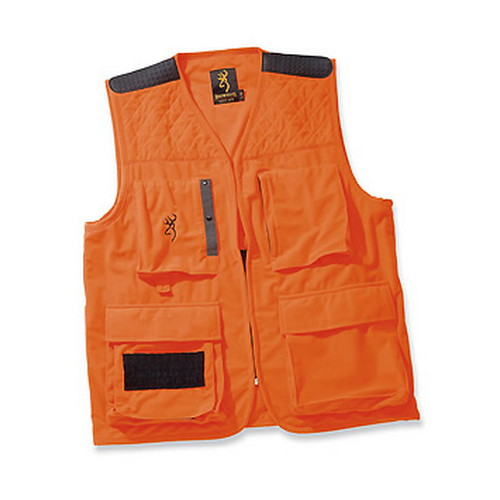 Browning Browning Big Country Vest, Blaze XXX-Large 3054150106