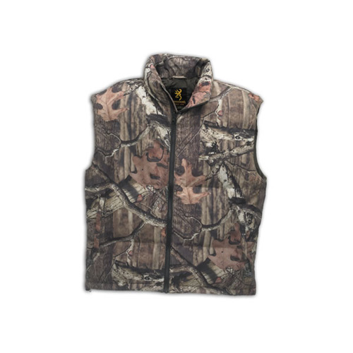 Browning Browning Down 650 Vest, Mossy Oak Infinity Small 3057542001