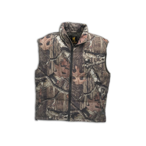 Browning Browning Down 650 Vest, Mossy Oak Infinity Medium 3057542002