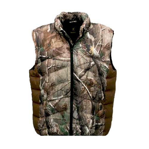 Browning Down 700 Vest, Mossy Oak Infinity Small