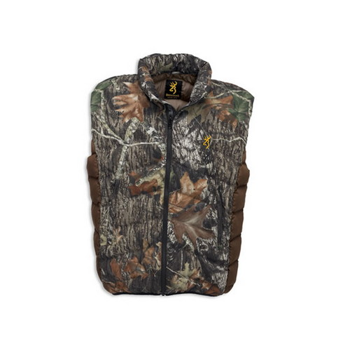 Browning Browning Down 700 Vest, Mossy Oak Infinity XX-Large 3057672005