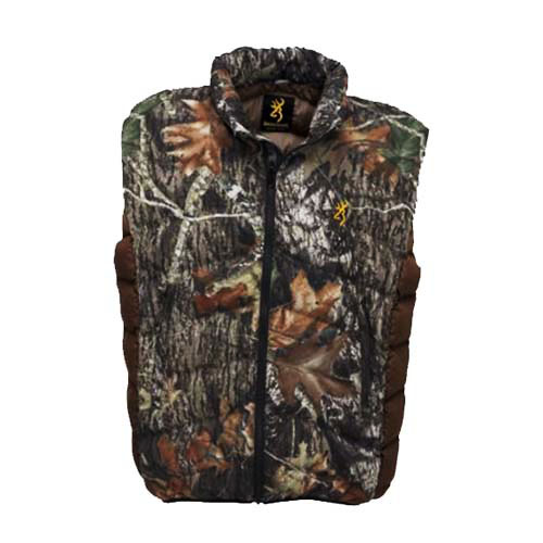 Browning Browning Down 700 Vest, Realtree AP Small 3057672101