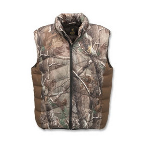 Browning Browning Down 700 Vest, Realtree AP XX-Large 3057672105