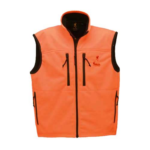 Browning Browning Hells Canyon Vest, Blaze X-Large 3058140104