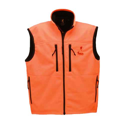 Browning Browning Hells Canyon Vest, Blaze XX-Large 3058140105
