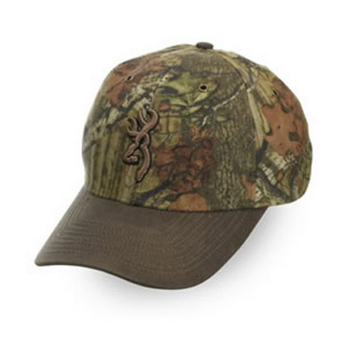 Browning Browning Northfork Twill Hat Mossy Oak Infinity/Brown 308005201