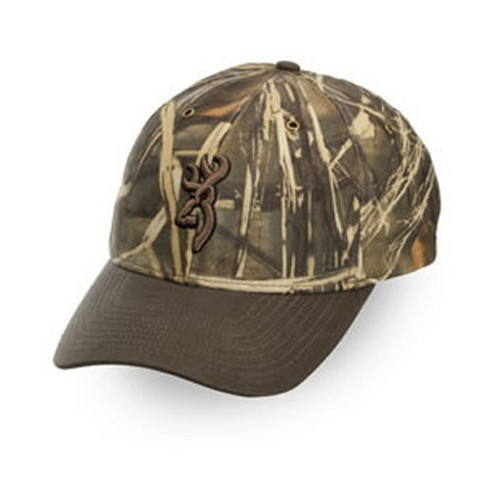 Browning Browning Northfork Twill Hat Realtree Max4/Brown 308005221