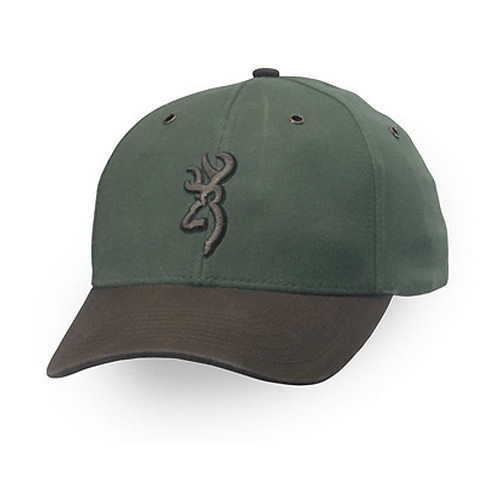 Browning Browning Northfork Twill Hat Olive Brown 308005841