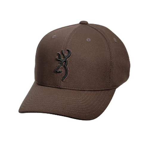 Browning Browning Coronado Pique Cap Chocolate, Small/Medium 308007982
