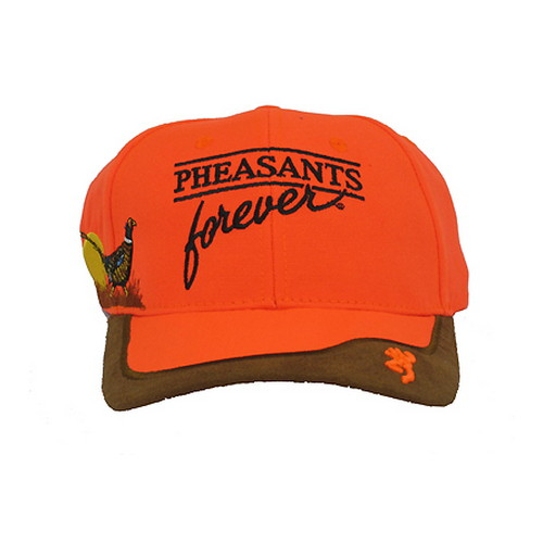 Browning Safety PF Emblem Cap, Blaze